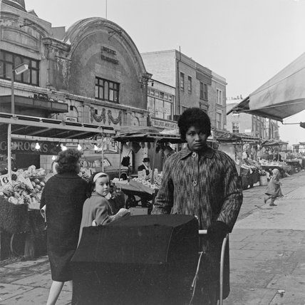 Portabello Road market ;1968