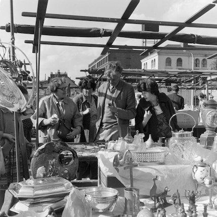 Caledonian market; c 1965