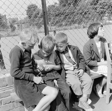 Hungerford School Summer holiday scheme; 1962