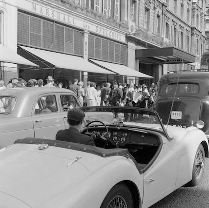 Marshall and Snellgrove Store, Oxford Street; c. 1960