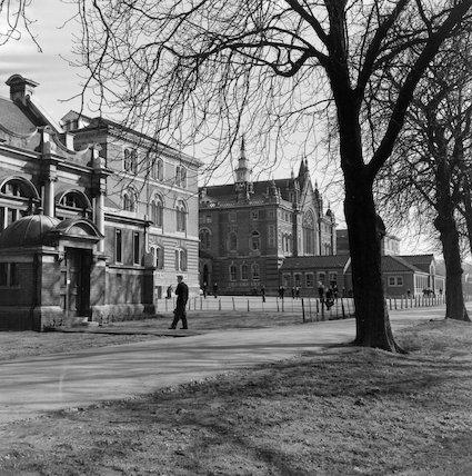 Dulwich College; 1962