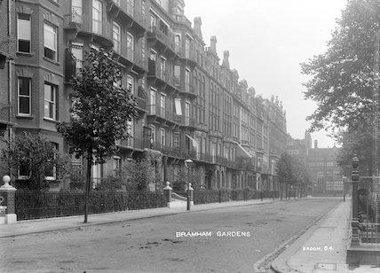 Bramham Gardens; 1903-1910