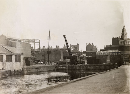 Sunderland Wharf - Abbey Rose & Co.