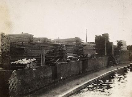 Messrs Boss Ltd. - the Surrey Canal.