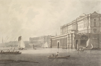 Somerset House and the Adelphi