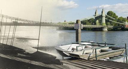 Hammersmith Bridge