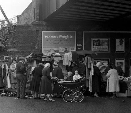 Street Market. c.1955