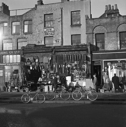 Hardware shop. c.1955
