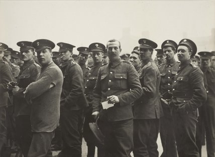 Group of Grenadier Guards; c1915