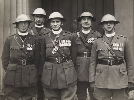 Former chaplains to the Guards, 1926