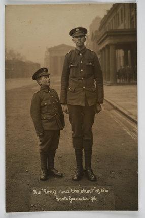 The Grenadier Guards, Chelsea Barracks, 1916