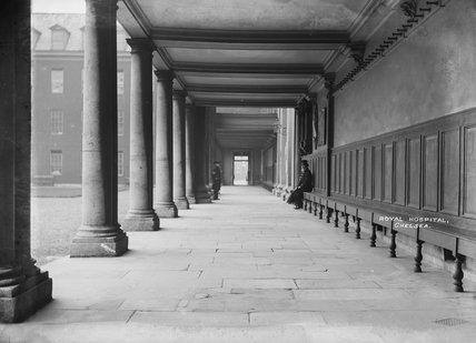 The Royal Hospital, Chelsea; c.1905