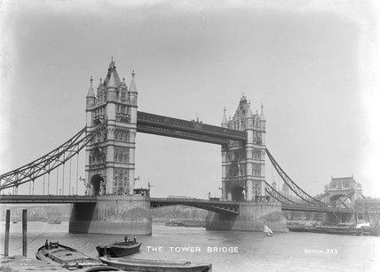 Tower Bridge, c. 1905
