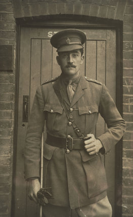 The Lord Hugh Grosvenor, 1st Life Guards; 1914
