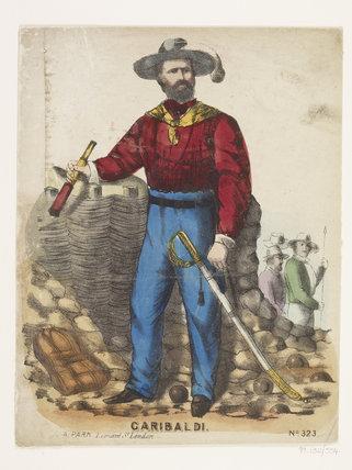 Garibaldi: 1840