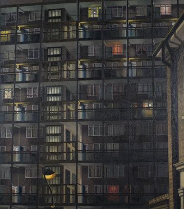 Camberwell Nocturne: 1984