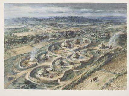 A Bronze Age Farming Settlement