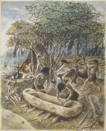 A Mesolithic Encampment