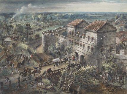 Roman Newgate