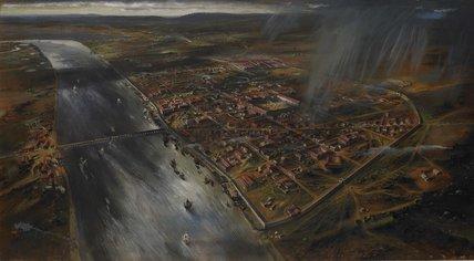 Roman London c. 200 AD