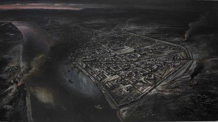 Roman London c.300 AD