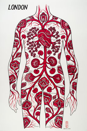 Body of London, 2015