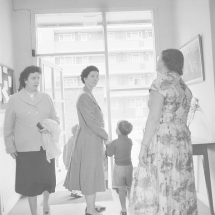Sumner Nursery School; c 1958