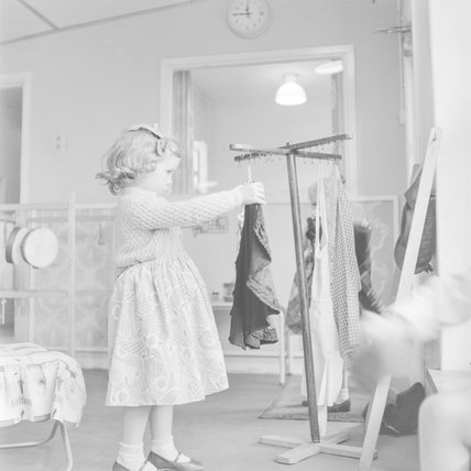 Sumner Nursery School; c 1958