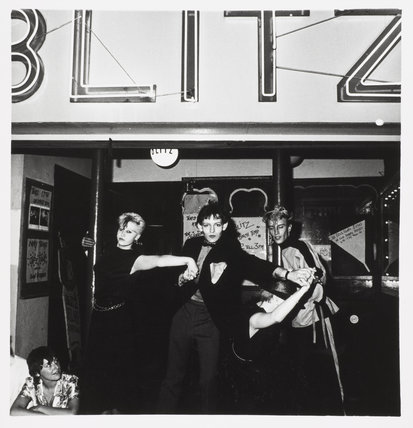 The Blitz Club, Covent Garden