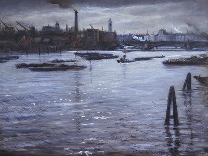 The Thames at Southwark