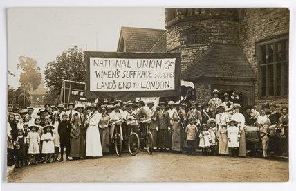 Suffragist Pilgrimage:1913