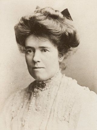 Suffragette Rachel Barrett: 1908-1914