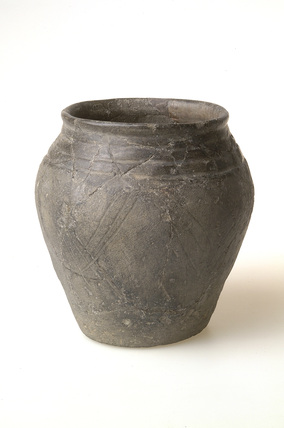Ceramic Jar: Iron age - Roman