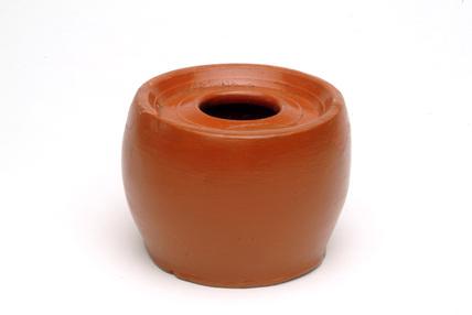 Roman ceramic inkwell