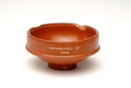 Small Roman Samian bowl