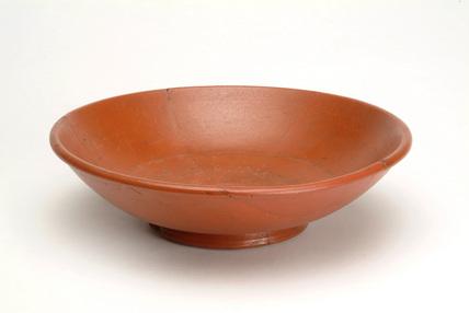 Roman samian bowl: 2nd century