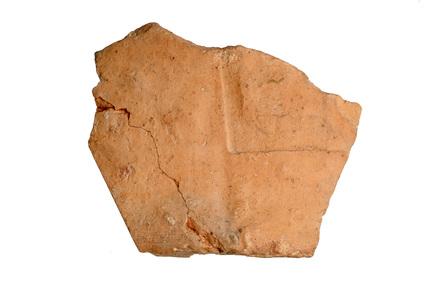 Roman ceramic tile