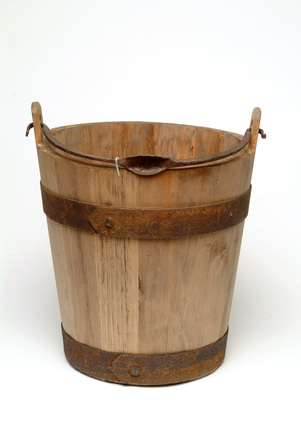 Replica of a roman bucket