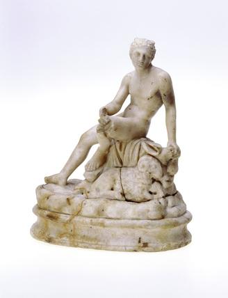 Roman statue of Mercury