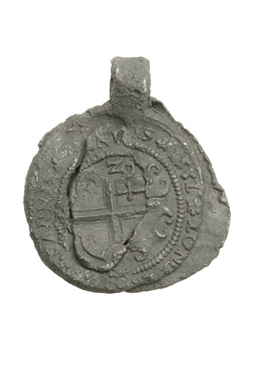 Lead cloth seal: 1552