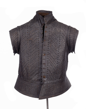 Leather Jerkin: c. 1560