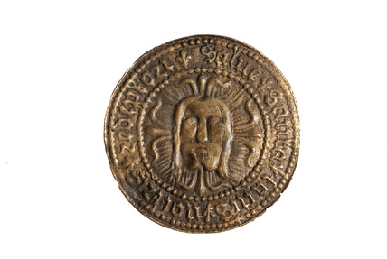 Pilgrim badge: 15th century