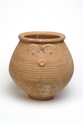 Roman cremation urn