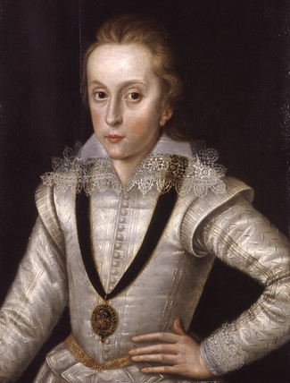 Portrait of Henry Frederick, Prince of Wales: 1603-1605