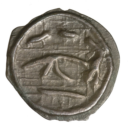 Iron Age tin alloy coin