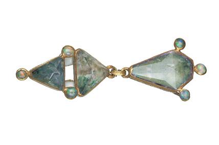 Pendant Earring: 16th-17th century