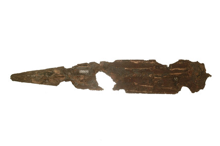 Iron Age iron dagger
