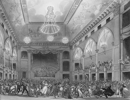Pantheon Masquerade: 1809