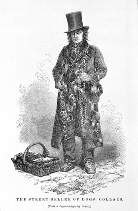 The Street-Seller of Dogs' Collars: 1861-1864