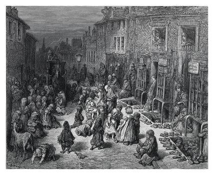 Dudley street, seven dials: 1872